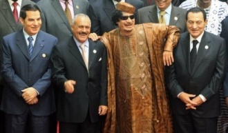 The Deposed Leaders of the Arab Spring