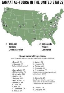 Jamaat al-Fuqra camps in America