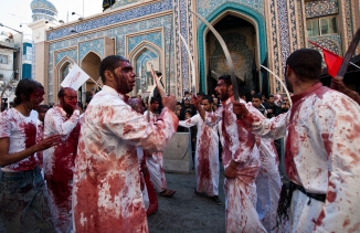 A_day_of_mourning,_annual_celebration_of_Muharram_in_Bahrain